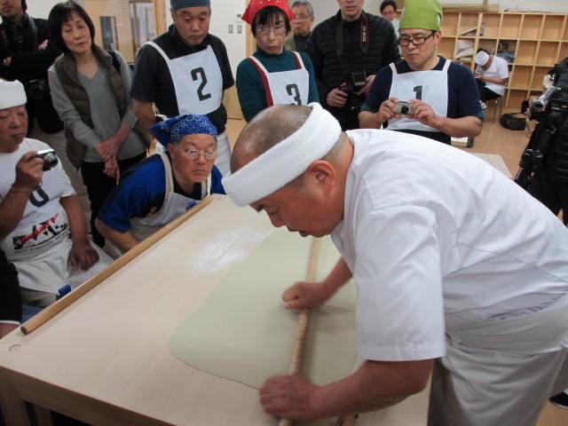 Soba Guru Takahashi-san