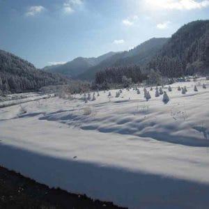 Winter Daytime Miyama