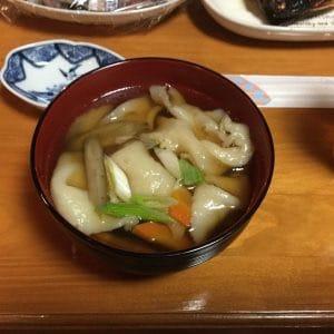 Hittsumi Dumpling Soup