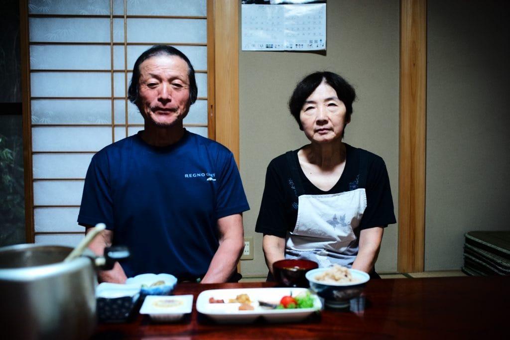 Farm Stay family (Akizuno, Wakayama)