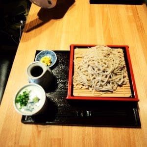 Soba Quest in Bungo-Takada, Japanese Organic Jyuwari (100%) Soba.