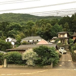 Farmer house stay to touch the Japanese authentic lifestyle in Ajimu, Oita, Kyushu