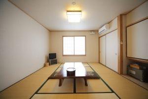 4人部屋(8畳和室) (3)