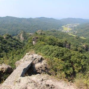 Mumyo bashi bridge, Bungo-takada, Oita