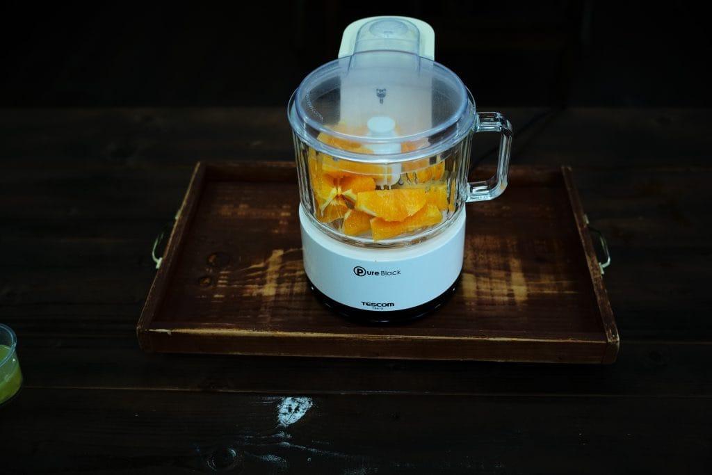 Mixing & Cutting Orange & Lemon Peel Cooking Orange Jam, Akitzno, Wakayama