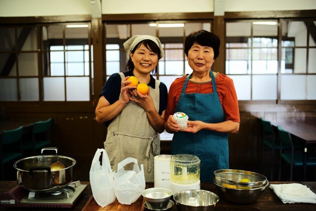 Happy ending, Orange & Lemon Cooking Orange Jam, Akitzno, Wakayama
