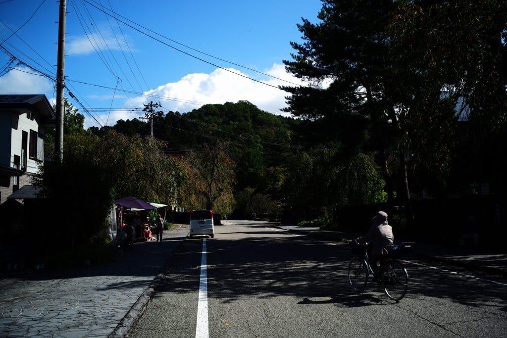 Buke-yashiki area, Ishiguro-ke at Kakunodate, semboku, Akita