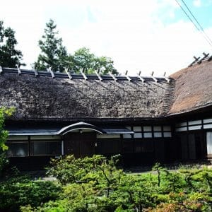 Farm Stay at Thatched roof Komina at Semboku, Akita