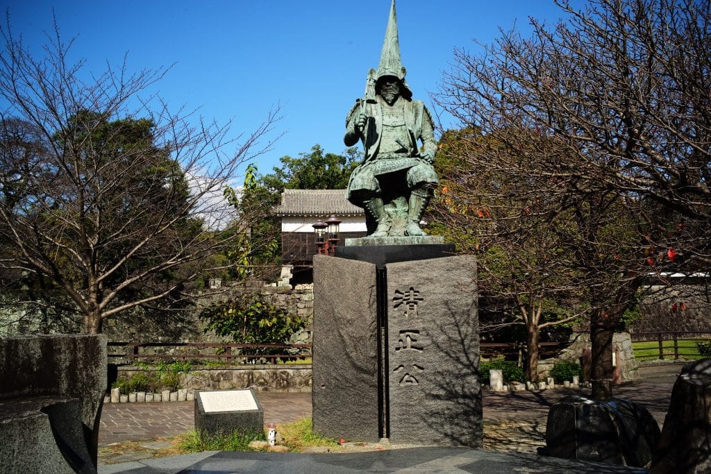 Kato Kiyomasa, funder Kumamoto Castle