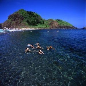 Summer Island Futatsugame Beach